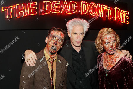 Jim Jarmusch (Director) with Zombies