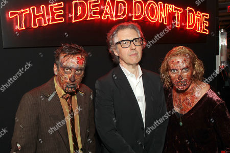Ira Glass with Zombies