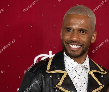 """Eric West attends the premiere of """"Shaft"""" at AMC Lincoln Square, in New York"""