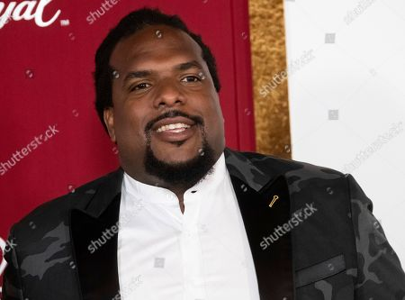 """Willie Colon attends the premiere of """"Shaft"""" at AMC Lincoln Square, in New York"""