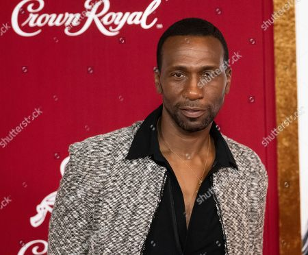 """Leon Robinson attends the premiere of """"Shaft"""" at AMC Lincoln Square, in New York"""
