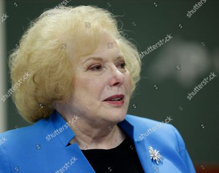 """Stock Image of SLUG. Associated Press retired Special Correspondent Linda Deutsch poses for a photo in Los Angeles. She covered all of Simpson's legal cases during her 48-year career as a Los Angeles-based trial reporter. She offered her insight and reflection on what has been called """"The trial of the Century"""