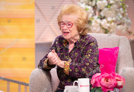 Editorial photo of 'Lorraine' TV show, London, UK - 11 Jun 2019