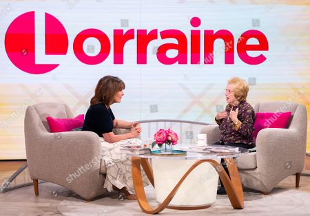 Lorraine Kelly and Dr. Ruth
