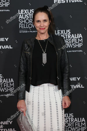 Stock Image of Tasma Walton (cast from the film Chlorine)
