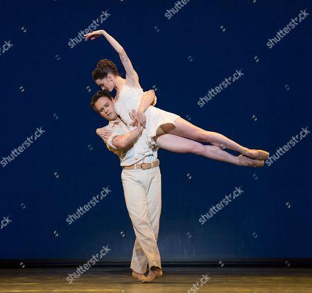 Daphnis and Chloe Anna Rose O'Sullivan  Alexander Campbell
