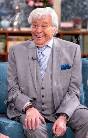 Stock Picture of Lionel Blair