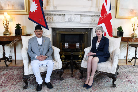 Prime Minister of Nepal KP Sharma Oli visit to the UK