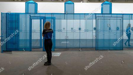 Editorial picture of Art Basel 'Art Unlimited' exhibit, Switzerland - 11 Jun 2019