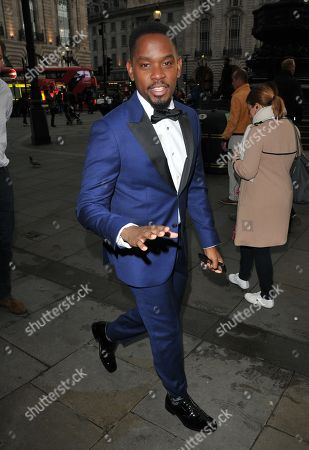 Editorial picture of The Black Magic Awards, The Criterion Theatre, London, UK - 10 Jun 2019