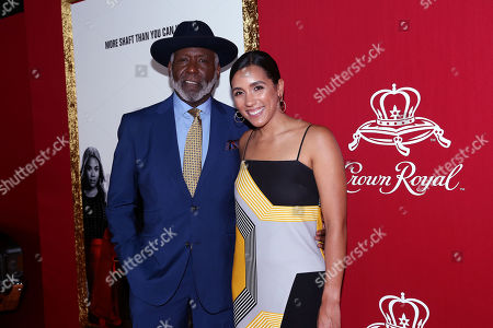 Richard Roundtree with Guest