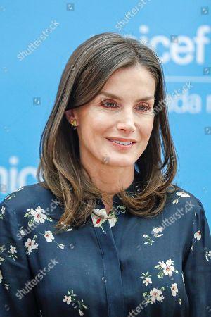 Unicef Awards, Madrid