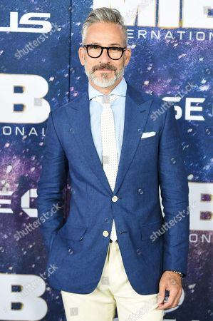Editorial photo of 'Men in Black: International' film premiere, Arrivals, AMC Lowes Lincoln Square, New York, USA - 11 Jun 2019