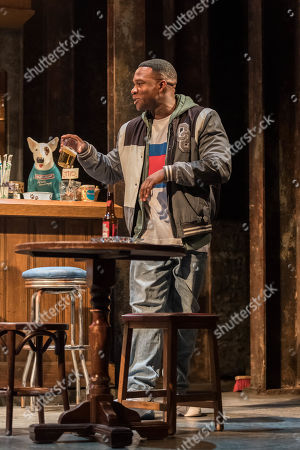 Editorial picture of 'Sweat' Play performed at the Gielgud Theatre, London, UK - 11 Jun 2019