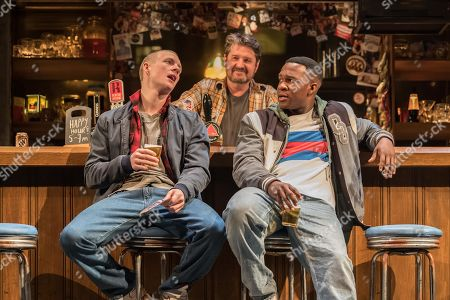 Editorial photo of 'Sweat' Play performed at the Gielgud Theatre, London, UK - 11 Jun 2019