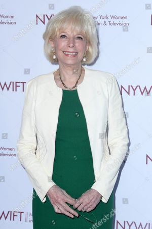 Stock Photo of Lesley Stahl