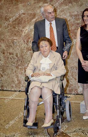 Duke of Soria and Duchess of Soria de Borbon