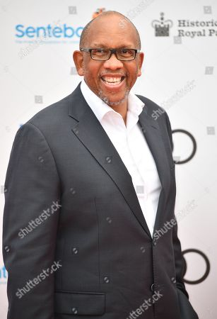 Stock Photo of Prince Seeiso