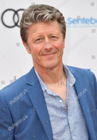 Stock Image of Charlie Stayt