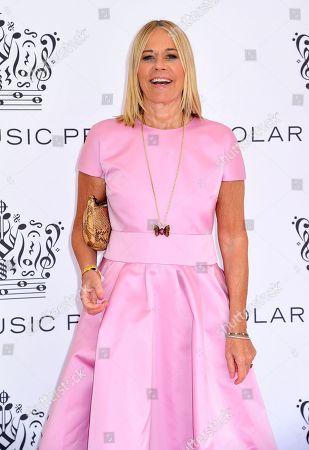 Stock Photo of Marie Ledin, Polar Music Prize, Grand Hotel, Stockholm