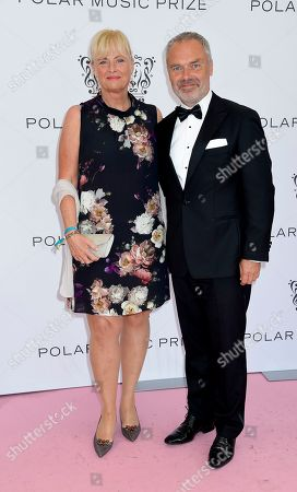 Editorial picture of Polar Music Prize, Grand Hotel, Stockholm, Sweden - 11 Jun 2019