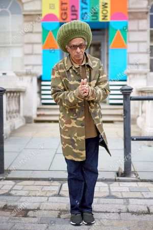 Stock Image of Don Letts