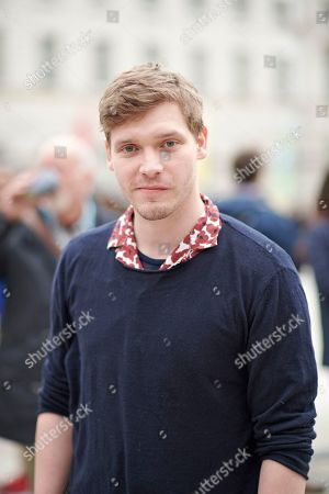 Stock Image of Billy Howle