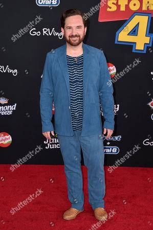 Editorial photo of 'Toy Story 4' film premiere, Arrivals, El Capitan Theatre, Los Angeles, USA - 11 Jun 2019