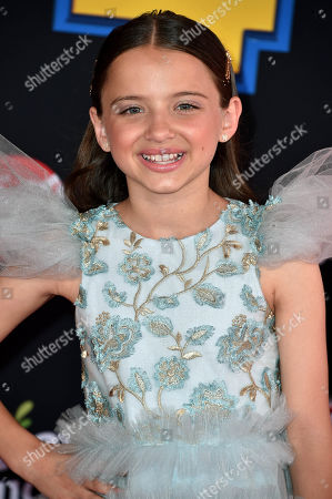 Editorial picture of 'Toy Story 4' film premiere, Arrivals, El Capitan Theatre, Los Angeles, USA - 11 Jun 2019