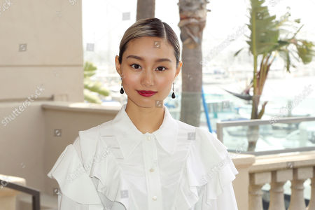 "Shiori Kutsuna attends the ""Murder Mystery"" photo call at the Ritz-Carlton Marina del Rey, in Los Angeles"