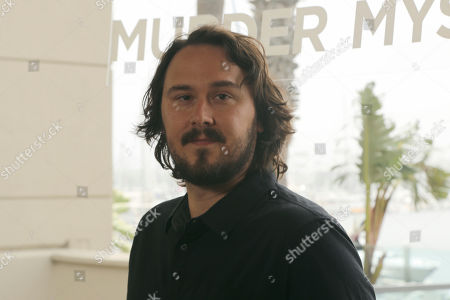 """Stock Photo of Kyle Newacheck attends the """"Murder Mystery"""" photo call at the Ritz-Carlton Marina del Rey, in Los Angeles"""