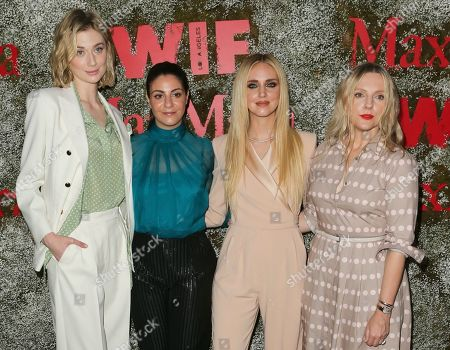 Editorial picture of MaxMara Women in Film Event, Arrivals, Chateau Marmont, Los Angeles, USA - 11 Jun 2019