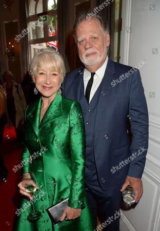 Helen Mirren and husband Taylor Hackford