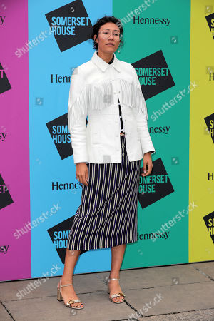 Editorial picture of Hennessy: For The Culture exhibition launch at Somerset House, London, UK - 11 Jun 2019