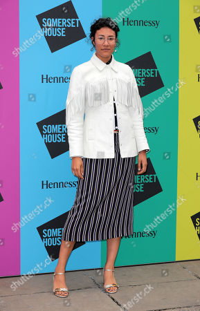 Editorial image of Hennessy: For The Culture exhibition launch at Somerset House, London, UK - 11 Jun 2019