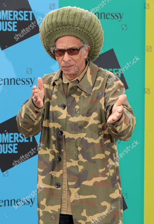 Stock Photo of Don Letts