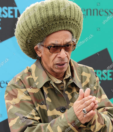 Stock Picture of Don Letts