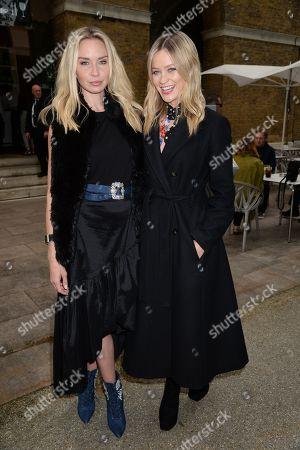Noelle Reno and Laura Whitmore