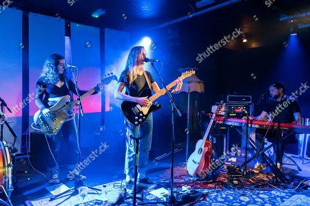 Editorial photo of Billie Marten in concert, the Wardrobe, Leeds, UK - 11 Jun 2019