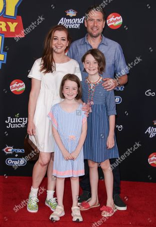 Editorial picture of 'Toy Story 4' film premiere, Arrivals, El Capitan Theatre, Los Angeles, USA - 11 Jun 2019