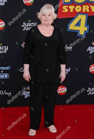 Stock Photo of June Squibb