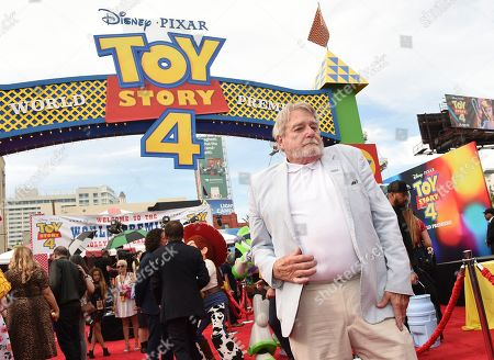 """Editorial image of World Premiere of """"Toy Story 4"""" - Red Carpet, Los Angeles, USA - 11 Jun 2019"""