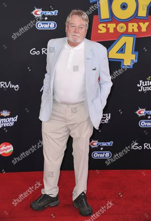 """Blake Clark arrives at the world premiere of """"Toy Story 4"""", at the El Capitan in Los Angeles"""