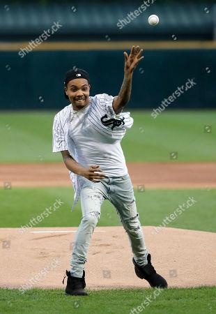 Editorial photo of Nationals White Sox Baseball, Chicago, USA - 11 Jun 2019