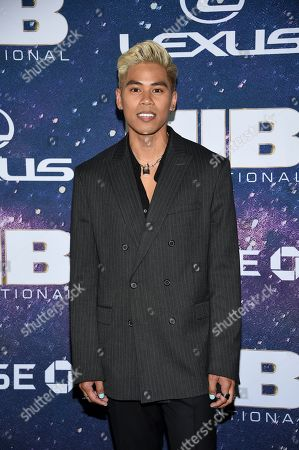 "Anthony Urbano attends the world premiere of ""Men in Black: International"" at the AMC Loews Lincoln Square, in New York. Photo by Evan Agostini/Invision/AP"