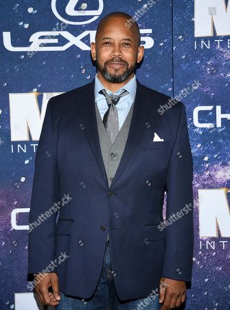 """Stock Photo of Michael Boatman attends the world premiere of """"Men in Black: International"""" at the AMC Loews Lincoln Square, in New York. Photo by Evan Agostini/Invision/AP"""