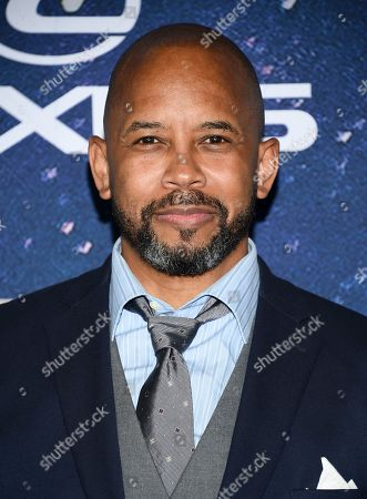 """Michael Boatman attends the world premiere of """"Men in Black: International"""" at the AMC Loews Lincoln Square, in New York. Photo by Evan Agostini/Invision/AP"""