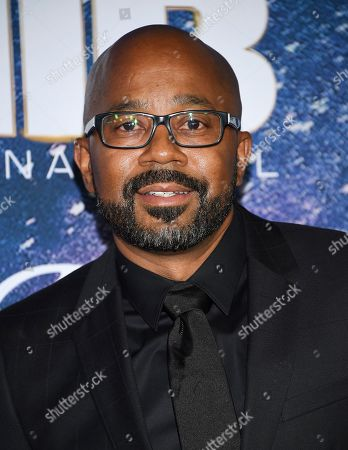 """Inny Clemons attends the world premiere of """"Men in Black: International"""" at the AMC Loews Lincoln Square, in New York. Photo by Evan Agostini/Invision/AP"""