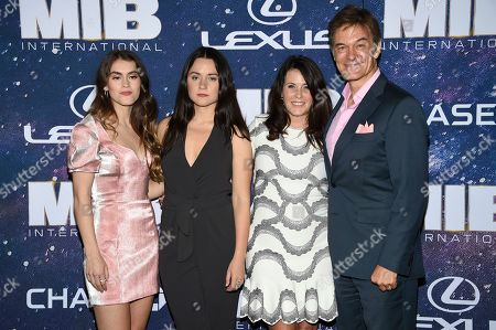 "Editorial photo of World Premiere of ""Men in Black: International"", New York, USA - 10 Jun 2019"