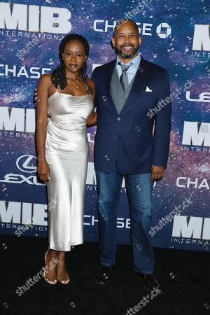 Editorial picture of 'Men in Black: International' film premiere, Arrivals, AMC Lowes Lincoln Square, New York, USA - 11 Jun 2019